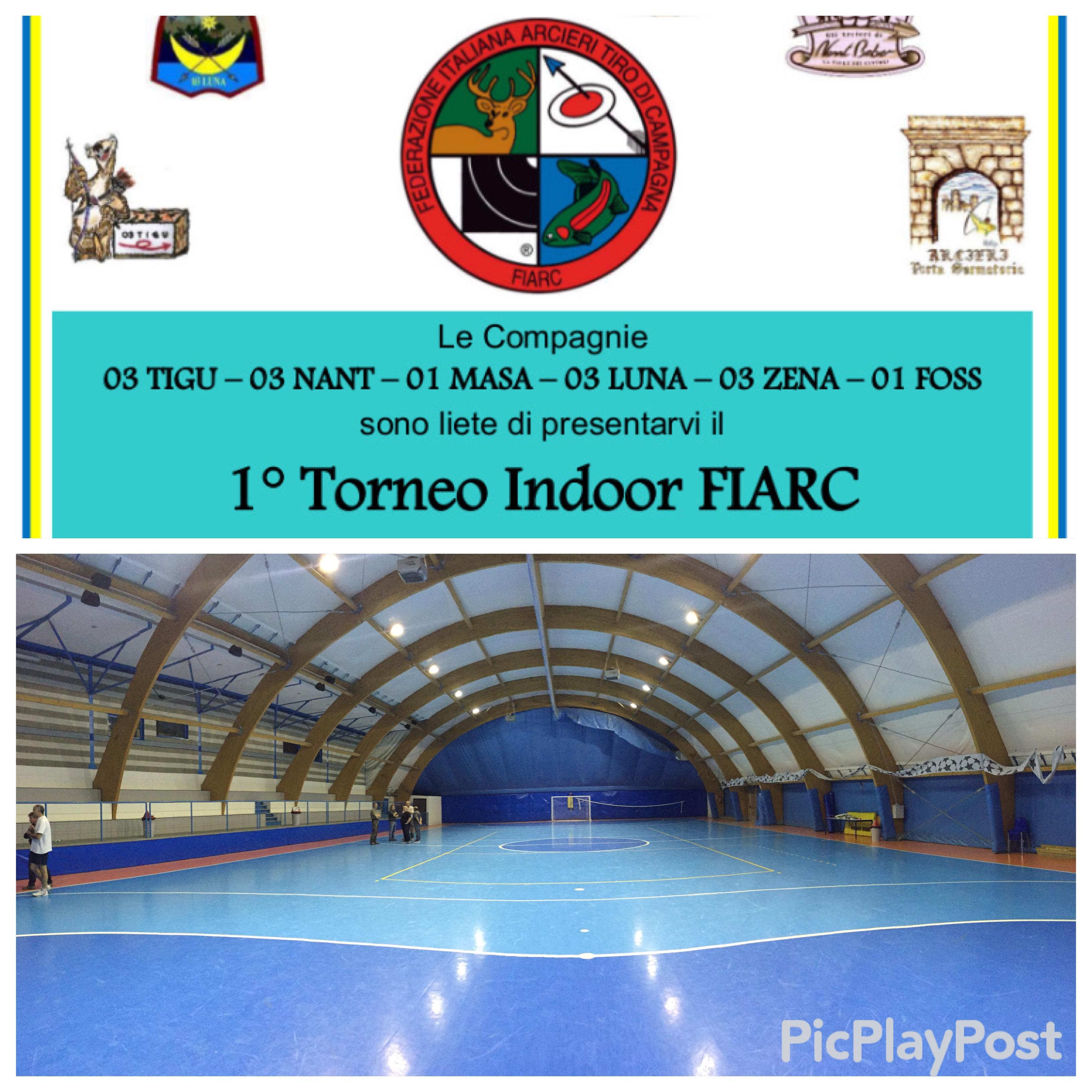 1° Torneo Indoor FIARC