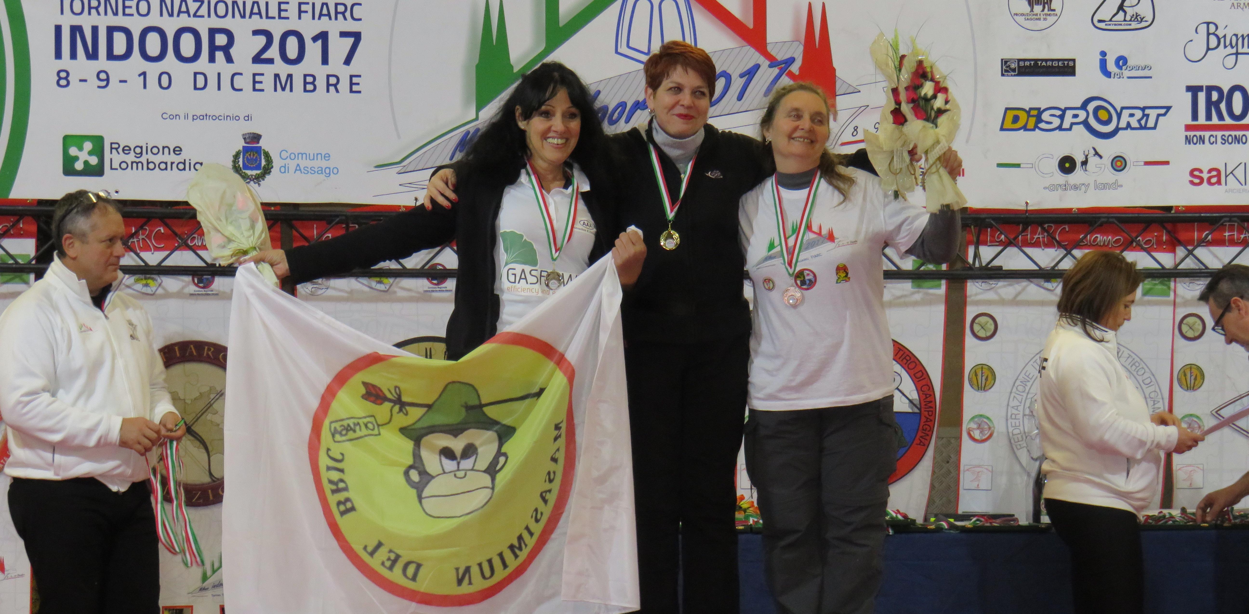 Torneo Nazionale Indoor