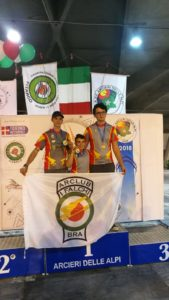 coppa italia 3d indoor 2018 michea lollo riccardo