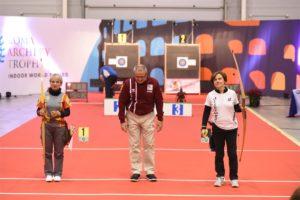 adele roma archery trophy 1 2018