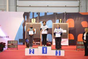 podio adele roma archery trophy 2018