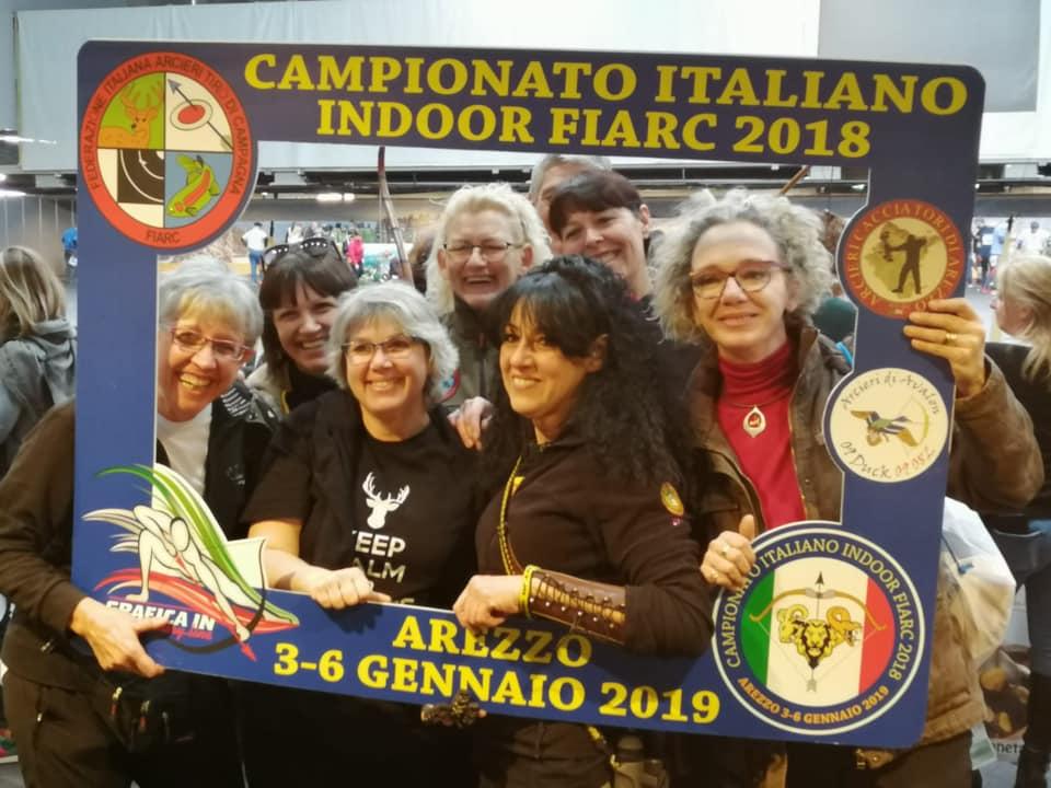 Campionati Italiani Indoor Fiarc 2018