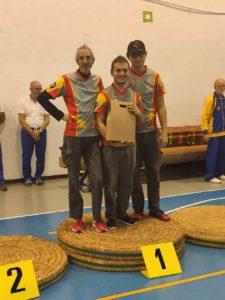 Squadra San Bartolomeo indoor 27.10.2019