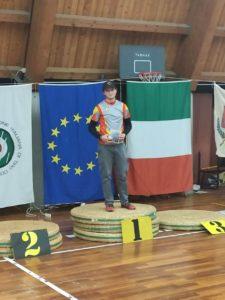 Riccardo indoor Pont Saint Martin 10.11.2019