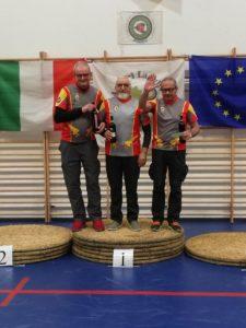 1 squadra master indoor Priocca 05.01.2020